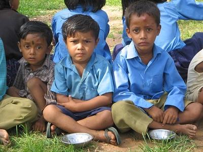 głodne dzieci