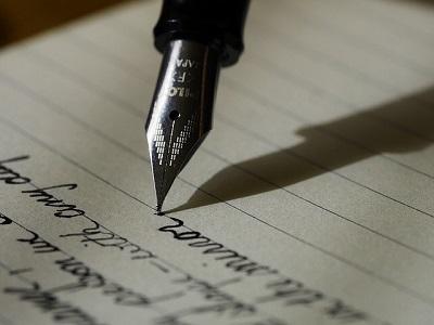 dlaczego piszę