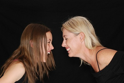 mama i córka